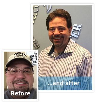 Eric Lost 177 Lbs.*