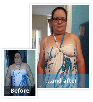 Vicky Lost 121 Lbs.*
