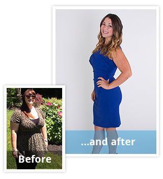 Erica Lost 82 Lbs.*