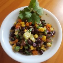 NJBC Summertime Recipes: BobbiJo's Cowboy Caviar