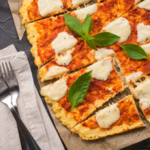 Healthy or Not? Cauliflower Pizza Crusts