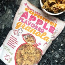 Healthy or Not? Trader Joe's Caramel Apple Flavored Granola