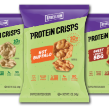 Healthy or Not? Our Little Rebellion Protein Crisps