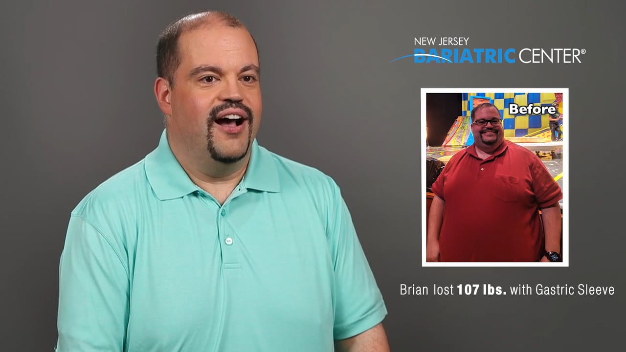 Brian's Gastric Sleeve Story