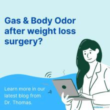 Weight Loss Surgery, Gas & Body Odor