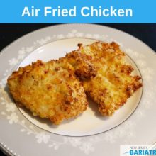 NJBC Eats: Air Fried Chicken