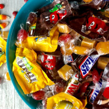 How to Make Healthy Choices with Halloween Treats & Leftovers