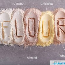 Healthy or Not: Flour Alternatives