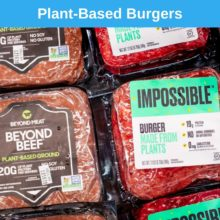 Healthy or Not: Plant-Based Burgers