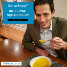 What am I eating? Butternut Squash Soup