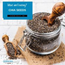 What am I eating? Chia Seeds