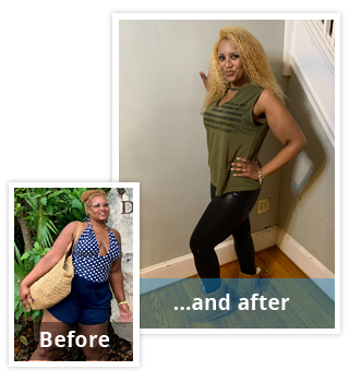 Phoebe Lost 57 Lbs.*