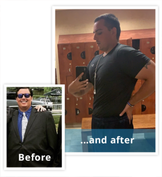 Vincent Lost 102 Lbs.*